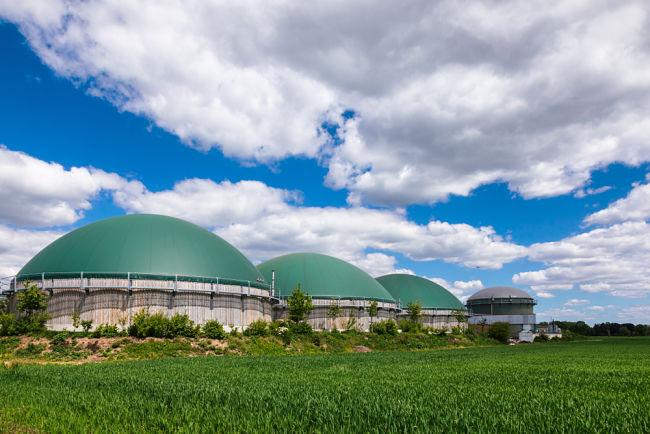 Bioplyn, obnovitelný zdroj