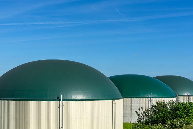 Zpracování bioplynu