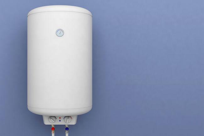 Plynový bojler na ohřev vody