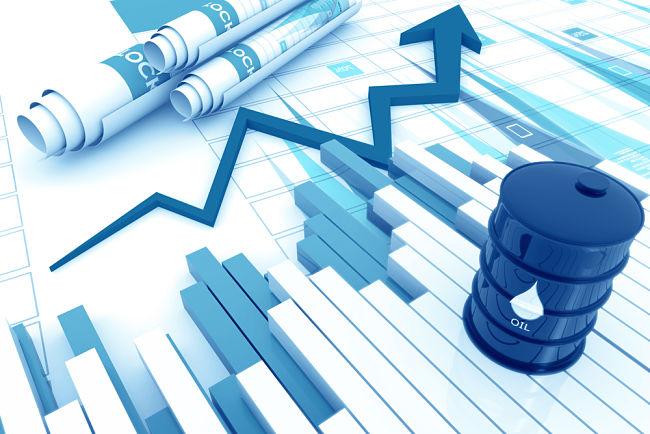 Cena plynu je ovlivněna i cenou ropy.