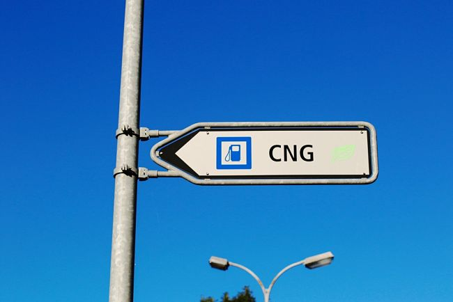 CNG stanice