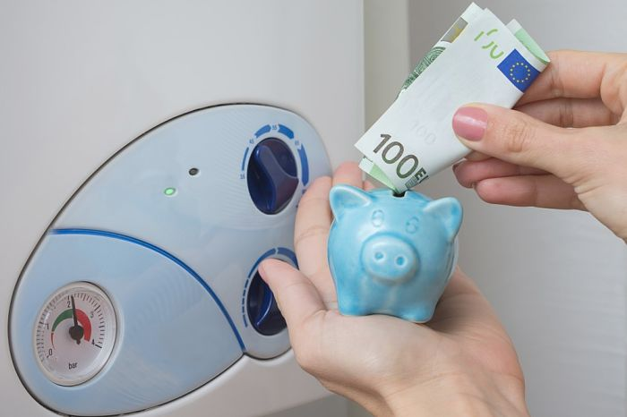 Plynové vytápění šetří peníze